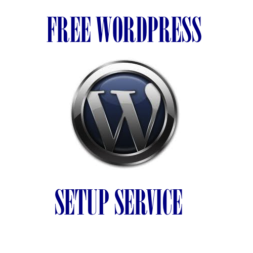 Free Wordpress Setup