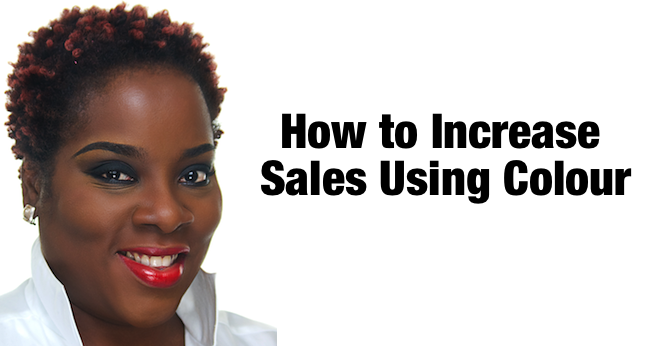 How to Increase Sales Using Colour?